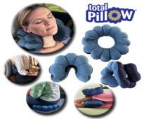 مخدة مساج شكل وردة total pillow لعلاج الام الرقبة والكتفين