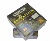 كبسولات فات اتاك لحرق الدهون | Fat Attack capsule
