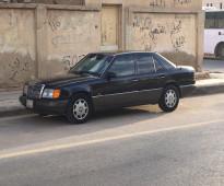 مرسيدس 300SE موديل 1992 اتوماتيك