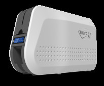 طابعه الكروت البلاستيكية Thermal ID card Printer