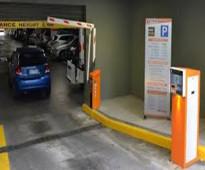 بوابة دخول السيارات والاكسس كنترول بوابات الجراجات – انظمة الجراجات
