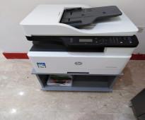آلة تصوير HP جديدة