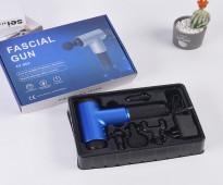 جهاز تدليك يستخدم في علاج الام الظهر و الرقبة والاكتاف وعلاج الطبيعي FASCIAL GUN