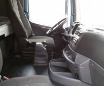 شاحنة راس مرسيدس اكسور موديل 2007 الحجم 1843