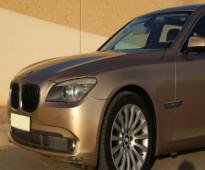 BMW 730Li * الموديل : 2012