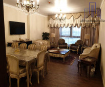 For rent large furnished apartment fully equipped Emaar