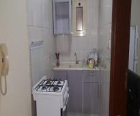 شقق مفروشة  كل شقة من غرفتين + حمام