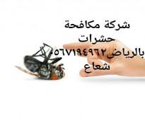 شركة مكافحة حشرات بالرياض 0567194962 شعاع كلين