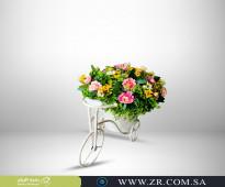 حوض زهور