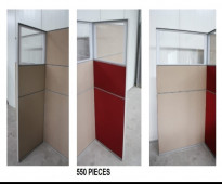 New office furniture, German industry, 1000 pieces variety