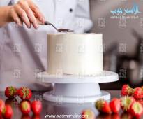 استقدام متخصصين حلويات من المغرب
