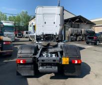 شاحنه مرسيدس اكتروس 1842 mp4 موديل : 2012 للبيع بسعر مناسب
