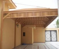 مظلات مداخل الفلل والمنازل 0501006876 مظلات فوق الابواب مظلات الرياض