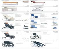 تجهيز مستشفيات ومختبر