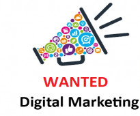 مطلوب مسوق او مسوقة DIGITAL MARKETING