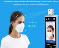 كاميرات حرارية لقياس حرارة الجسم عن بعد0564291869