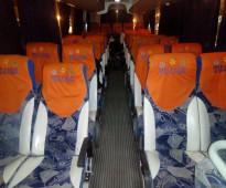 ايجار اتوبيس 33 مقعد سياحي