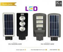 فوانيس انارة طاقة شمسية 60 واتLED للحدائق والبلديات للتواصل 0567389652