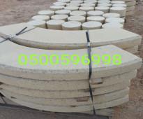 مؤسسة سعود العقيدي للمنتجات الخرسانية 0500596998 اسوار خرسانية في الرياض.اغطية خرسانيه للبيع في الرياض