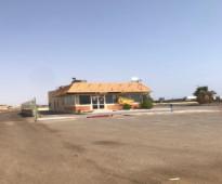 مطعم للايجار مجهز بادوات السلامه (الحريق)
