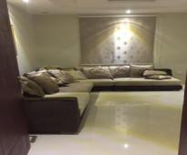 شقة مفروشة للايجار الشهري مكونة من 3 غرف نوم