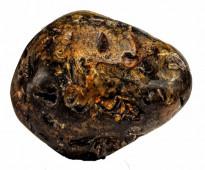 جوهرة أيقونية من الاحجار الكريمة القديمة الأثرية