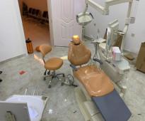 خدمة قطاع الأسنان -تجهيز