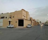 للبيع فيلا بحي نمار الرياض