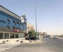 محل للإيجار في طريق الملك عبدالعزيز ، حي السليمانية ، الرياض