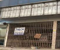 محل للإيجار في طريق نجم الدين الأيوبي الفرعي ، حي ظهرة نمار