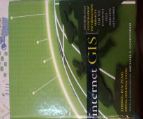 7 GIS Professional Books Mapping, Programming, Data Modeling, GIS Internet and Python Scripting.