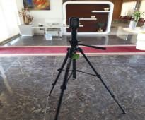 جهاز كاميرا اليد الحرارية مع الحامل