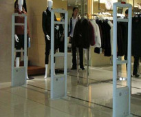 بوابات منع سرقة الملابس security clothing gates