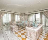 شقة للايجار مفروش تطل على شارع شهاب المهندسين القاهره