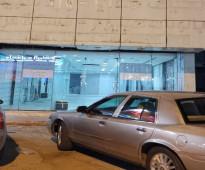 محل للإيجار زاوية عماره في شارع الشفا تقاطع شارع نجران ، حي ظهرة لبن