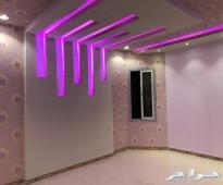 شقة 5 غرف أمامية مدخلين ب 320 الف فقط من المالك مباشرة