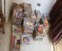 مجلات فنية قديمة