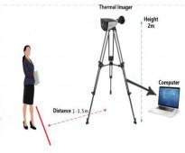 الكاميرات الحرارية الألكترونية