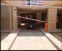 بوابات مواقف السيارات دخول وخروج السيارات Barrier Gates