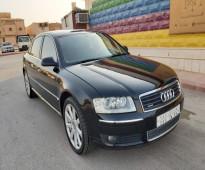 اودي - A8    -الموديل:  2004