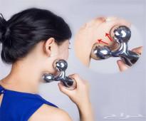 مساج الجسم والوجه المتدحرج ثلاثي الابعاد