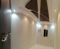 تملك شقه3غرف فاخره جديده بمنافعهاب210الف ريال
