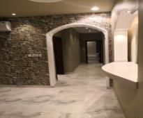 عرض خاص شقة 5 غرف أمامية بمدخلين 350 الف من المالك مباشرة