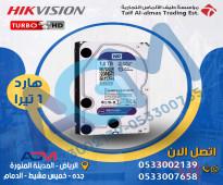 كاميرات مراقبه hikvision بدقه 5 ميجا توافق اشتراطات البلدية والضبط الاداري