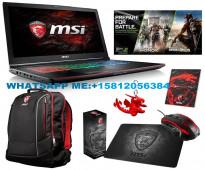 """MSI GT83 Pro TITAN 4K-071 17.3 """"- Intel Core i9-8950HK ، كمبيوتر محمول للألعاب GTX 1080"""