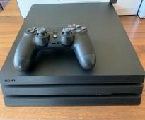 Sony PS4 Pro 1TB 4K Console
