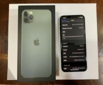 APPLE iPhone 11 PRO MAX- 256GB