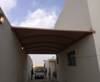 مظلات وسواتر الرياض - مظلات مواقف سيارات - 0535553929 - مظلات فلل وقصور - برجولات الحدائق - انواع الهناجر