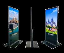 شاشات تفاعلية طولية و عرضية
