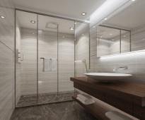تملك شقة فريدة طابقين دوبلكس وسطح في أبو ظبي، سعرها الكامل 800 ألف ريال